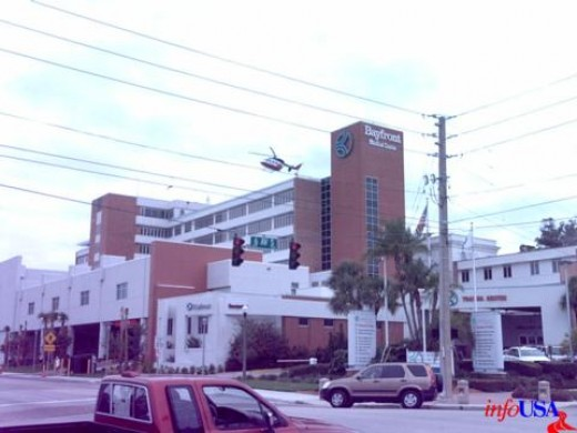 Bayfront Medical Center sees 2,600 trauma patients and 45,000 emergency patients a year.