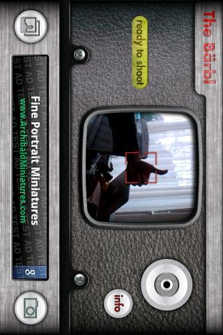 RetroCamera screenshot