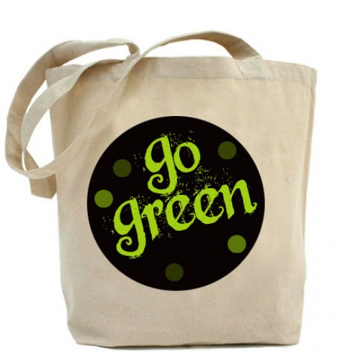 go green feel the sheen