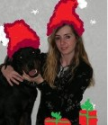 How to Make your Dog Sit Still for Christmas Pictures
