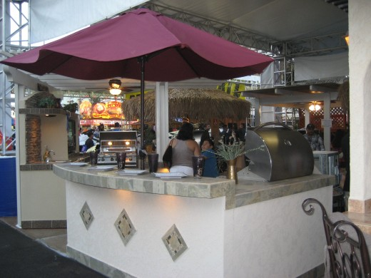 Outdoor Kitchens Sold At L A County Fair 2010