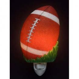 Football lighted for a sports themed night light gift