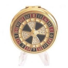 Roulette Wheel Estee Lauder Compact