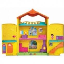 Buy A Dora Dollhouse - Dora Explorer Window Surprises Dollhouse