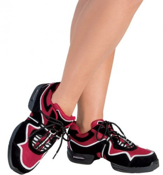 Zumba Fitness Dance Exercise Shoes