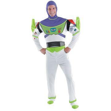 Buzz Lightyear Adult Costume Express Shipping