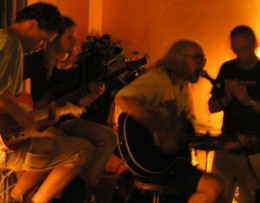 Bard of Ely at Manfred's Soul Bar in El Médano