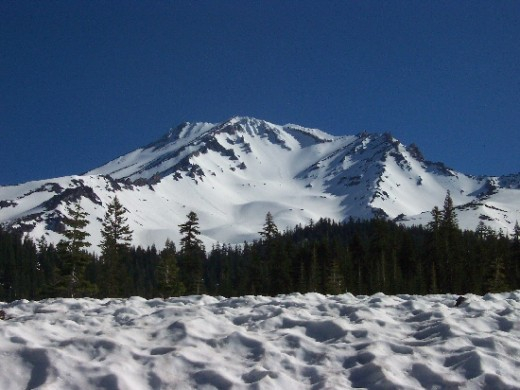 Mt. Shasta - California