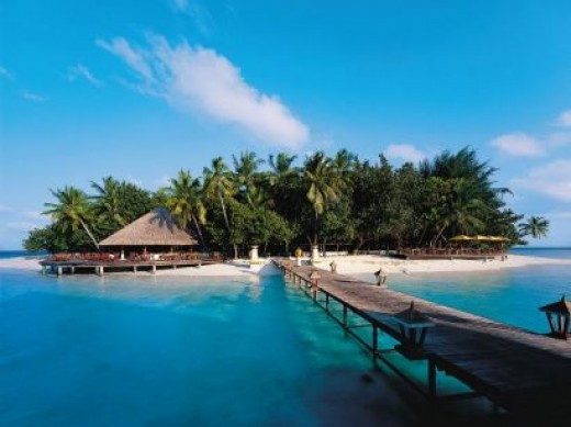 Maldives-the perfect honeymoon spot