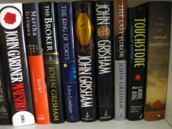 Why I Collect Books:  Confessions of a Bibliophile