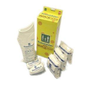 TravelJohn-Disposable Urinal (18 pack)