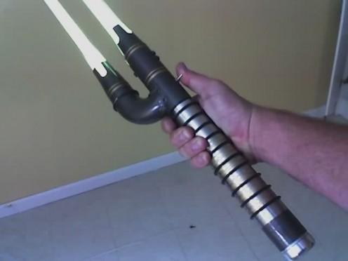 """Gemini Concept's first saber """"Gemini"""""""