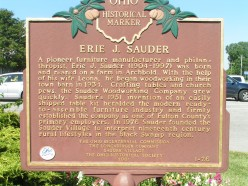 Sauder Village: a Living History Museum in Northwestern Ohio
