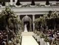 Tricia Nixon's wedding. Photo: Nixon Presidential Materials, NARA