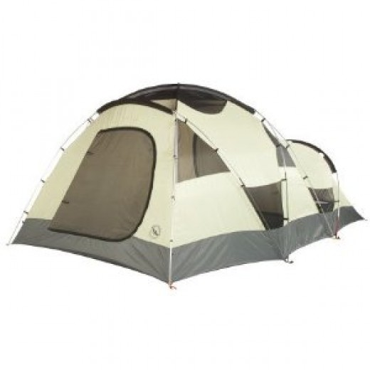 Big Agnes Flying Diamond 8 Tent: 8-Person 4-Season