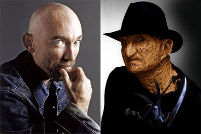 The new face of Freddy