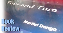 Toss and Turn by Marifel Dungo - a poetry book review