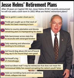 R.I.P. Jesse Helms