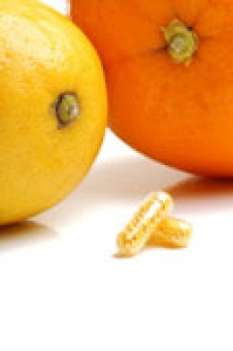 If you're in the hospital, or going to the hospital, ask your health-care professional about supplementing with Vitamin C!