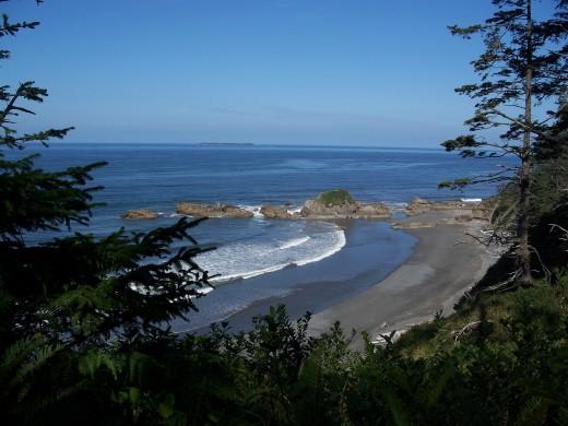 Washington Coast.