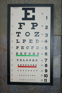 Regular eye exams can help with diabetic retinopathy.