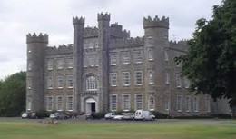 Gormanston Castle. One of the world's greatest mysteries is centred here.