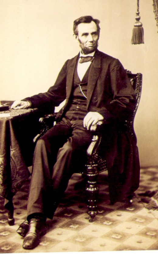 Abraham Lincoln, 16th President, assainated, On January 1, 1863 he put out the Emancipation Procalamation which led to the end of slavery in the U.S.