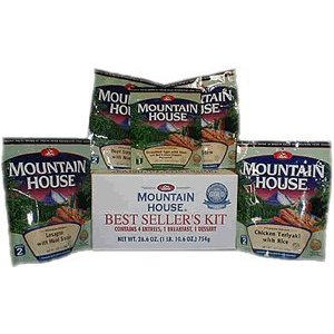 Mountain House Best Sellers Kit