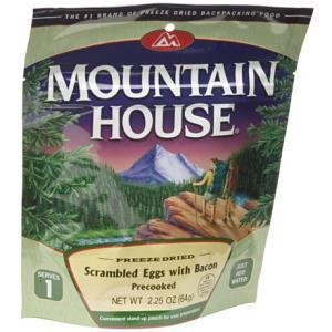 Mountain House Breakfast Course
