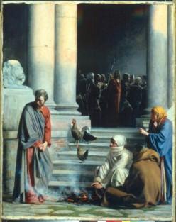 Betrayal of Peter