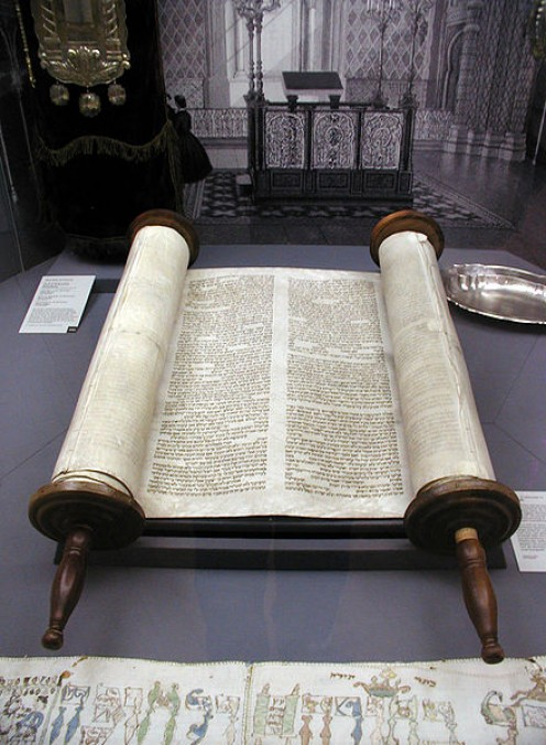 The TORAH = The Five Books of Moses
