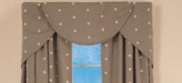 Banner Window Valance