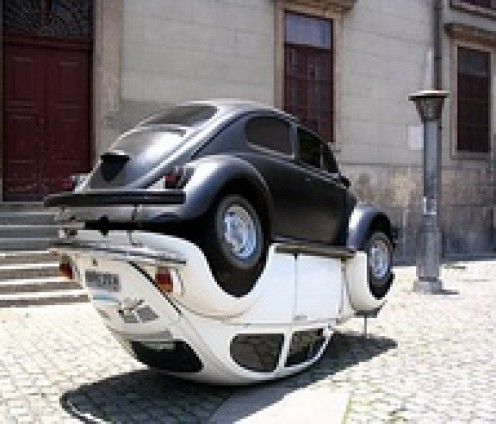 But cars were made for Bonking.... said Tom...