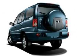 Safari Dicor 4x4 SUV Rear View