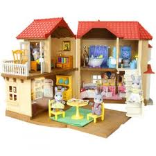 Calico Critters Luxury Townhome Town House