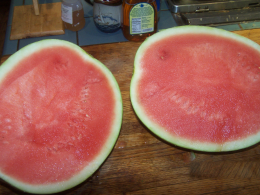 It was a Really Good Watermelon