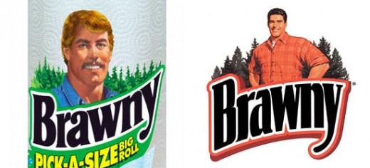 The Brawny Man