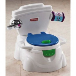 Get this great seat now - your potty training will be a breeze with this Fisher Price product.