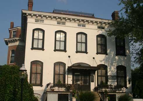 The Lemp Mansion St. Louis, MO