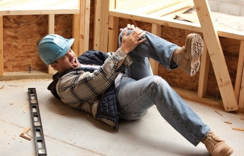 work accident compensation claim
