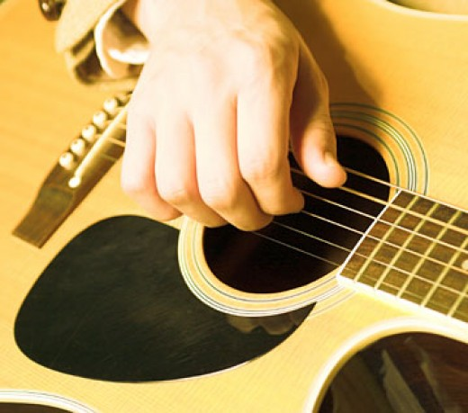 Learning to play acoustic guitar can be a very cost effective way of learning to play guitar