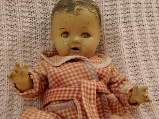 My mother's favorite doll