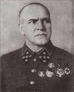 Who was Georgy Zhukov?