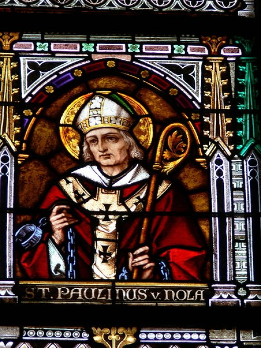 Saint Paulinus of Nola