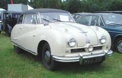 Austin A90 Atlantic - Classic Cars