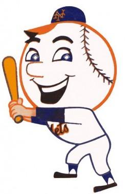Mr. Met has been entertaining baseball fans since 1963