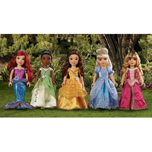 Disney Princess and Me Dolls