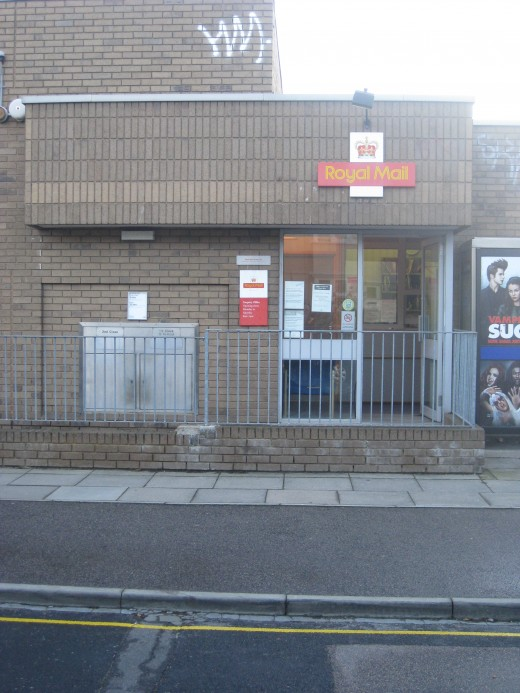 Whitstable Delivery Office: needs expanding not closing