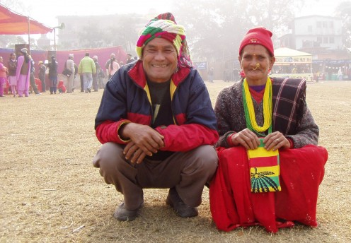 Nepali Couple