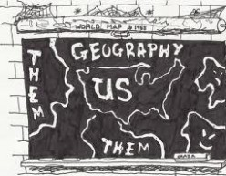 American Ignorance of Global Geography: A History